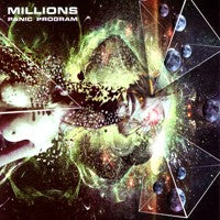 Millions - Panic Program (Color) (7 inch) Cover Art