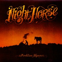 Night Horse - Perdition Hymns (CD) Cover Art