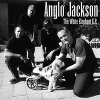 Anglo Jackson - The White Elephant E.P. (CD EP) Cover Art