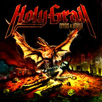 Holy Grail - Crisis in Utopia (CD) Cover Art