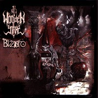 Wooden Stake/Blizaro - Split CD (CD) Cover Art