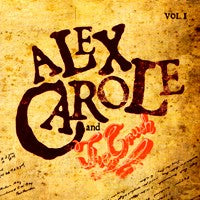 Alex Carole and the Crush - Vol. 1 (IMPORT) (CD) Cover Art