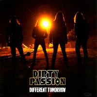 Dirty Passion - Different Tomorrow (IMPORT) (CD) Cover Art