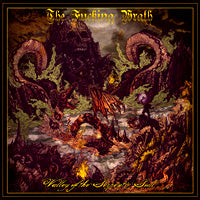Fucking Wrath, The - Valley of the Serpent's Soul (LP) Cover Art