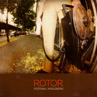 Rotor - Festsaal Kreuzberg (IMPORT) (LP) Cover Art