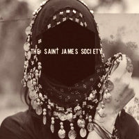 The Saint James Society - Self Titled (CD EP) Cover Art