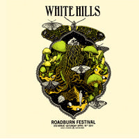 White Hills - Live at Roadburn 2011 (IMPORT) (CD) Cover Art