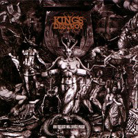 Kings Destroy - And the Rest Will Surely Perish (Color) (LP) Cover Art