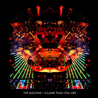 Machine, The - Calmer Than You Are (IMPORT) (CD) Cover Art