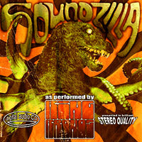 King Kronos - Soundzilla (IMPORT) (CD) Cover Art