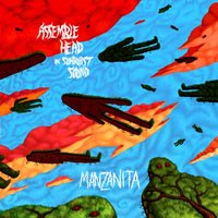 Assemble Head in Sunburst Sound - Manzanita (CD) Cover Art