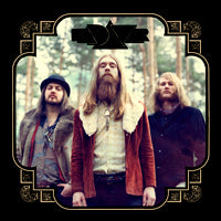 Kadavar - Self Titled (Standard Edition) (CD) Cover Art
