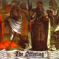 Burning Saviours - The Offering (IMPORT) (7 inch) Cover Art