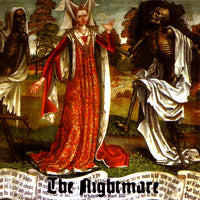 Burning Saviours - The Nightmare (IMPORT) (7 inch) Cover Art