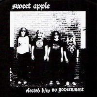 Sweet Apple - Elected (Color) (7 inch) Cover Art