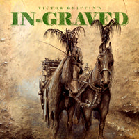 Victor Griffin's In-Graved - In-Graved (CD) Cover Art