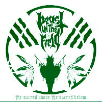 Beast in the Field - The Sacred Above the Sacred Below (CD) Cover Art