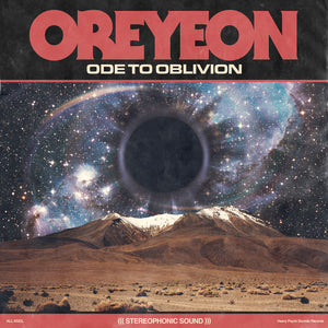 Oreyeon - Ode To Oblivion (GREEN FLUO) (LP)