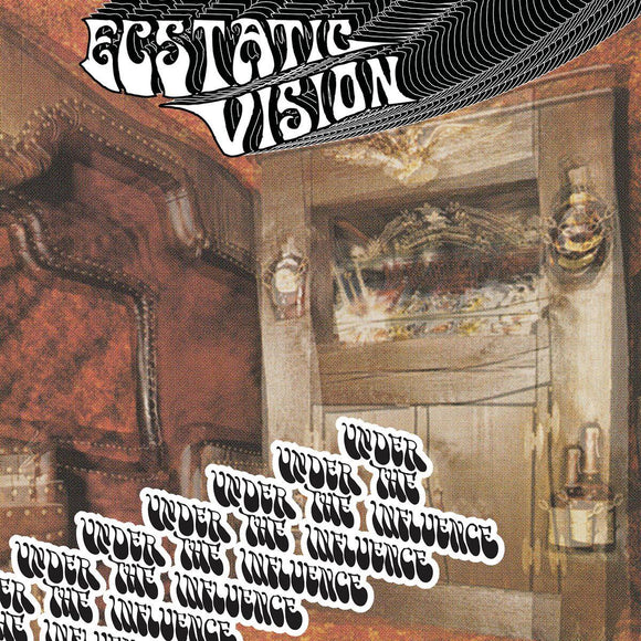 Ecstatic Vision - Under The Influence (SPLATTER) (LP)