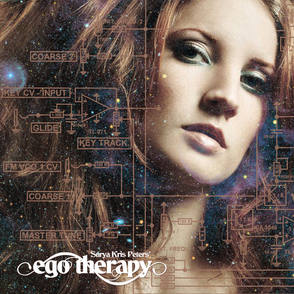 Surya Kris Peters - Ego Therapy (CD) (CDR)