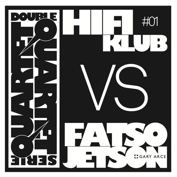 Hifi Klub VS Fatso Jetson - Double Quartet Serie Volume 1 (CD)
