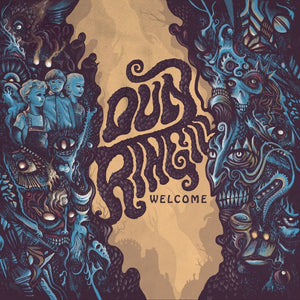 Dun Ringill - Welcome (ORANGE) (LP)
