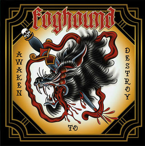 Foghound - Awaken To Destroy (LP)