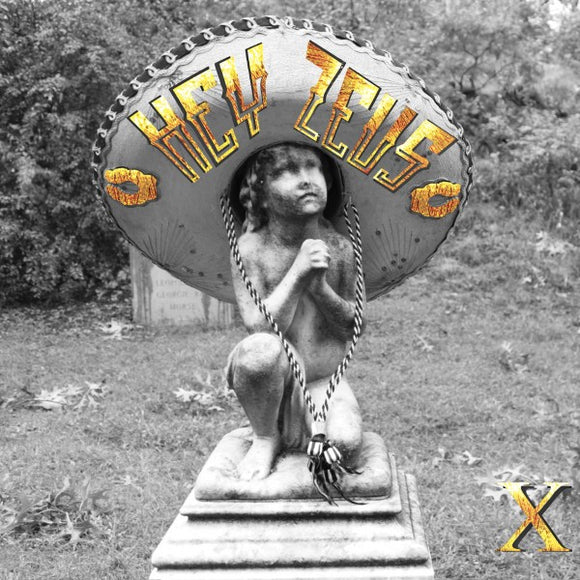 Hey Zeus - X (GOLD) (LP)