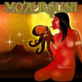 Mozergush - Mozergush (CD)