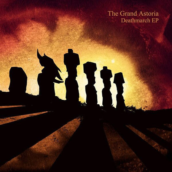 Grand Astoria, The - Deathmarch (CD)