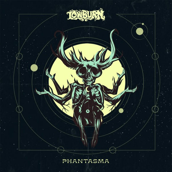 Lowburn - Phantasma (LP) (CLEAR)