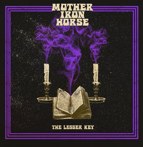 Mother Iron Horse - The Lesser Key (LP) (PURPLE)
