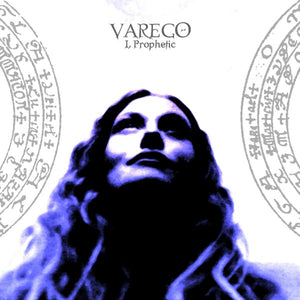 Varego - I, Prophetic (OXBLOOD) (LP)