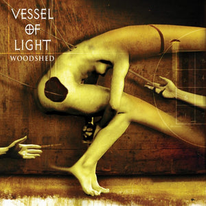 Vessel Of Light - Woodshed (LP) (RED / BLACK)