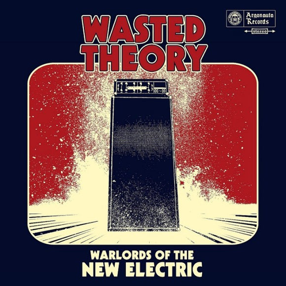 Wasted Theory - Warlords Of The New Electric (WHITE) (LP)