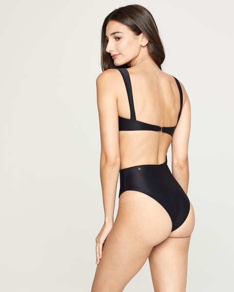 Bali Black One Piece