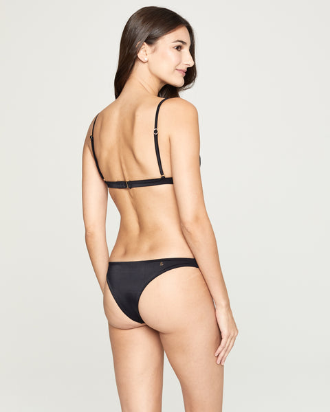 Mykonos Black Brazilian Bottom