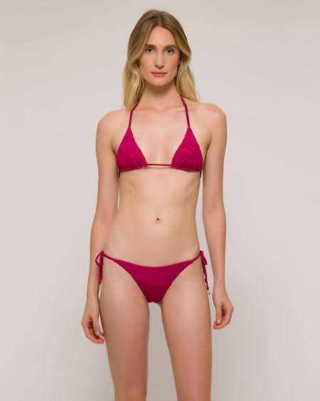 Capri Red Brazilian Bottom
