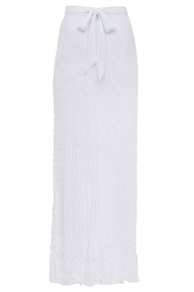 Turks & Caicos Skirt White
