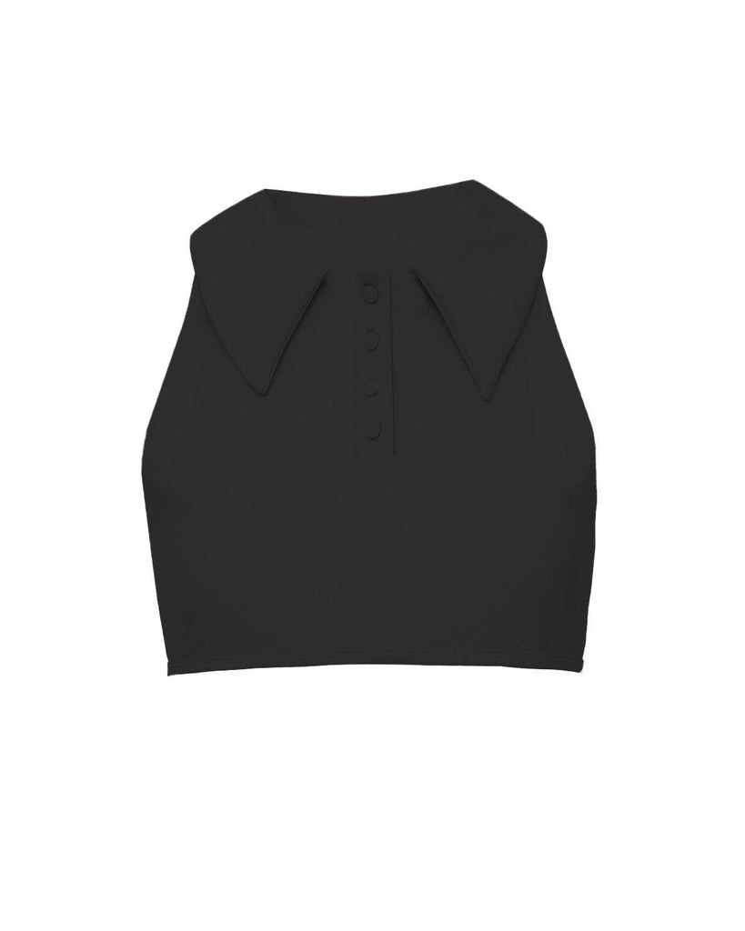 Tailored Black Top - Ley Brasil