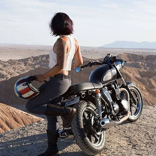 Do You Have a Secret Crush on Motorcycles?