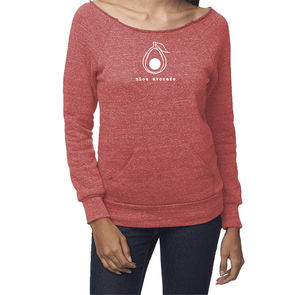 Classic Brand Eco-Friendly Fleece Raglan