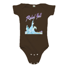 Wave of Rebellion Organic Cotton Onesie
