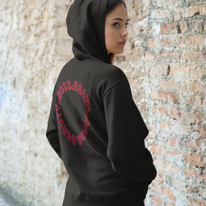 Boss:Babe:Brains:Beauty Zipper Hoodie