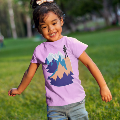 Conquer Organic Cotton Little Kid Tee