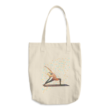 Reverse Warrior Yoga Tote