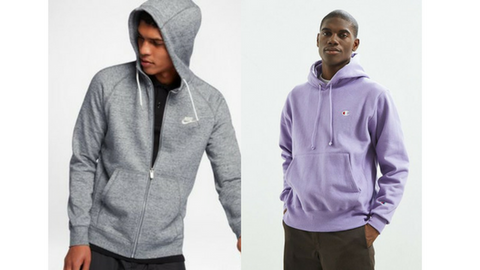 Hoodies Urban Outfitter and Nike