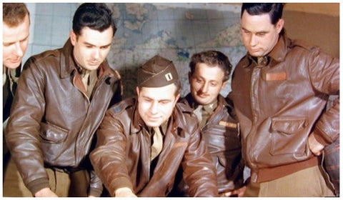 WWII A-2 Bomber Jacket