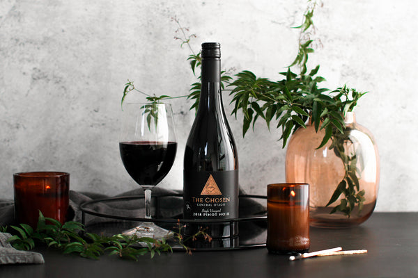 The Chosen Pinot Noir by Rockburn