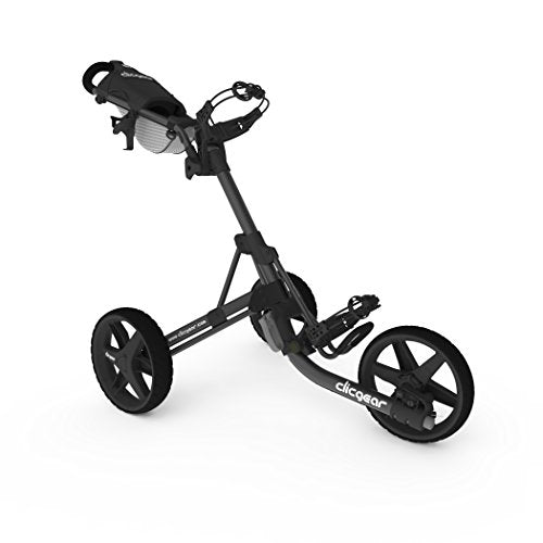 Clicgear Model 3.5+ Golf Cart, Charcoal/Black